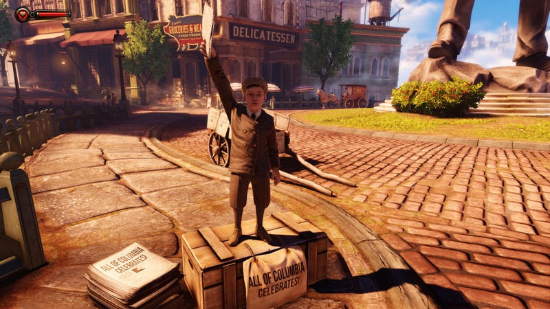 Why Do We Respond to Bioshock the Way We Do?