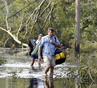 Hurricane Katrina Led To Spike In Divorce Rate
