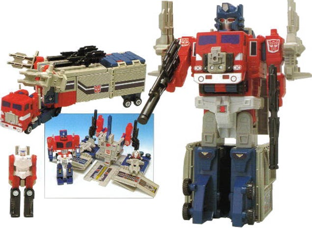 Best Transformers Toys And Action Figures : The best optimus prime transformers action figures