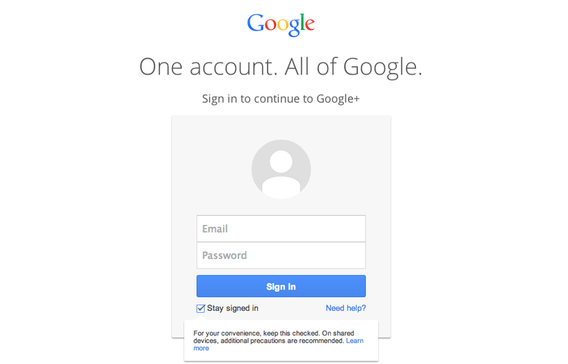 Google Admits Google+ Was Just A Ploy To Track Your Behavior Online