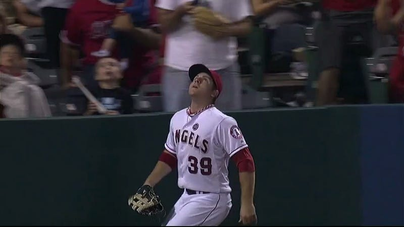 Did J.B. Shuck Make The Catch Of The Year Last Night?