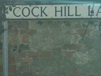 Ten More Unfortunate Street Names