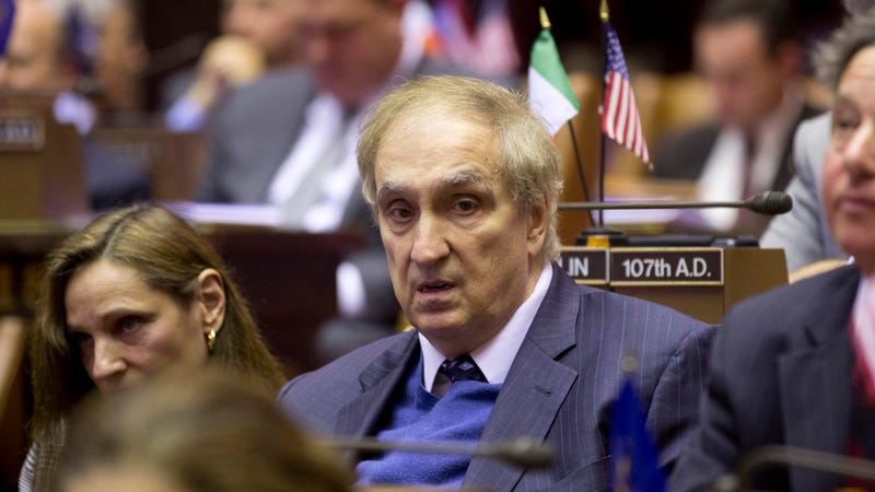 Gross 71-Year-Old Assemblyman Thinks 14-Year-Old Intern Is 'Sexy'