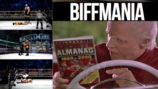 Biff Tannen: The Undertaker Will Lose at Wrestlemania XXVIII