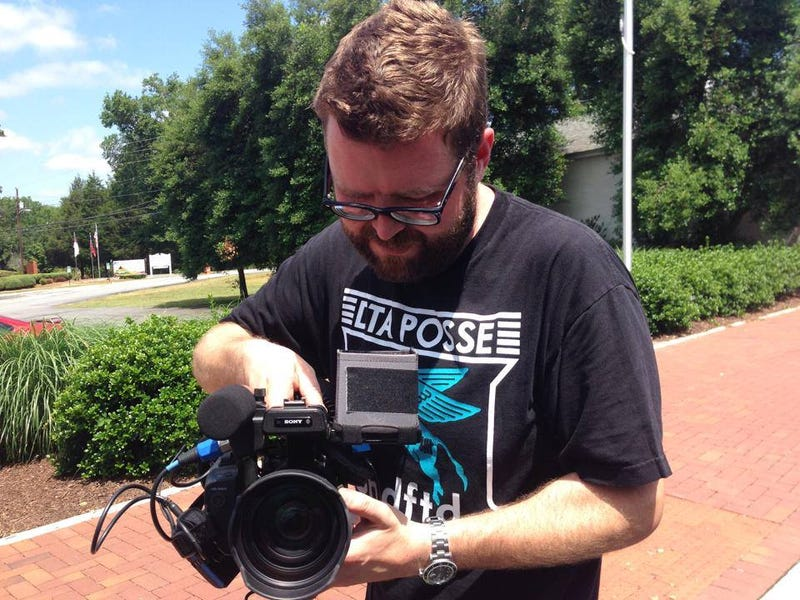 Rutledge Wood - Backup Career as Roadkill Cameraman?
