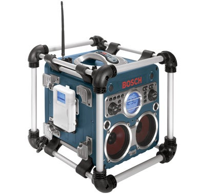 Bosch Power Box iPod Dock For (Wannabe) Tough Gys