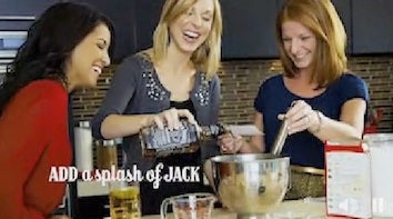 Women Urged To Get In The Kitchen And Have A Whiskey