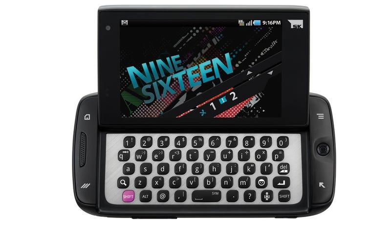 Sidekick Returns as the Samsung-Made T-Mobile Sidekick 4G