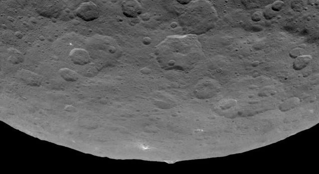 Ceres' Bright Spots Continue to Mystify Astronomers