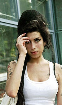 Amy Winehouse In Rehab? Yes, Yes, Yes