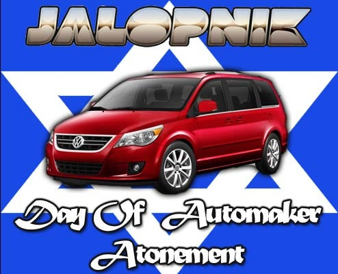 Jalopnik Day Of Automaker Atonement: Volkswagen