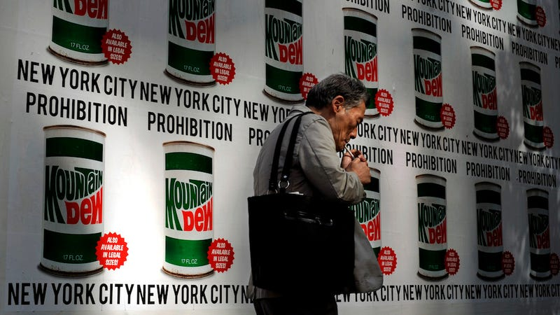 Big Soda Ban Struck Down Forever After NYC Loses Final Appeal