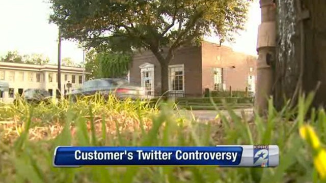 Woman Kicked Out Of Restaurant Over Twitter Insult