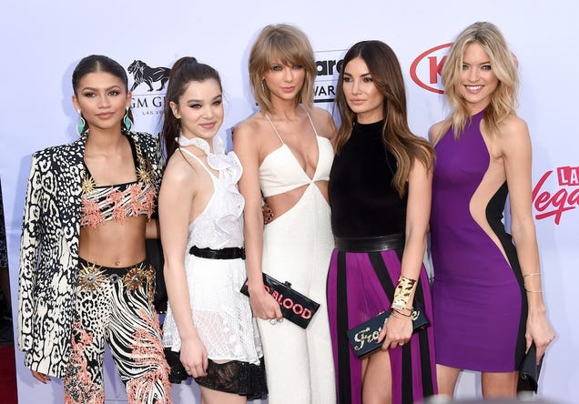 Taylor Swift Tells Tabloid Why 'We Need Masculism in 2015'