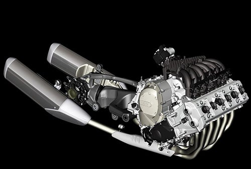 BMW K1600 Inline-Six The New Hayabusa?