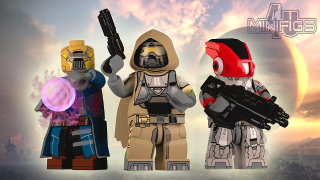 Unofficial Destiny, Force Awakens LEGO Is Expensive, But Worth It