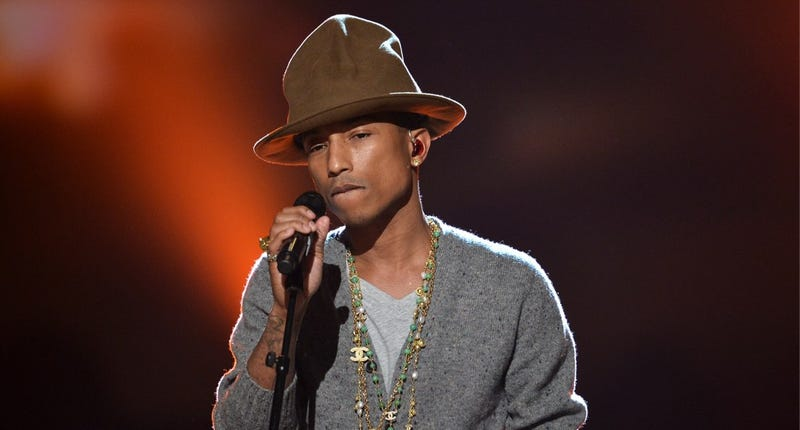 Arby's Bought Pharrell's Arby's Hat on Ebay for $44,000