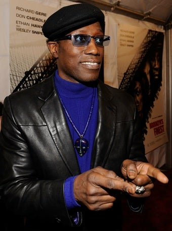 Wesley Snipes Is Finally Going to Prison