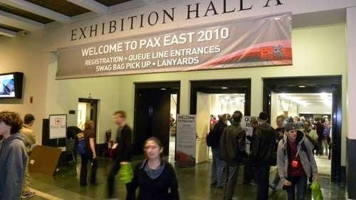 PAX East: Kotaku Has Landed