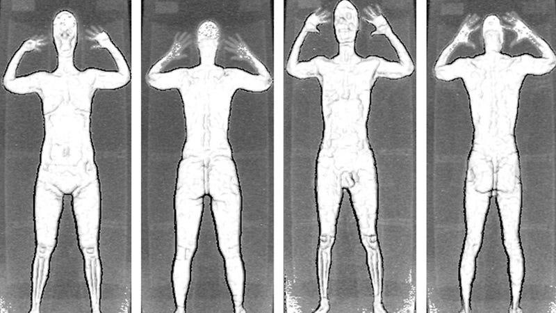 EU Bans Airport X-Ray Machines