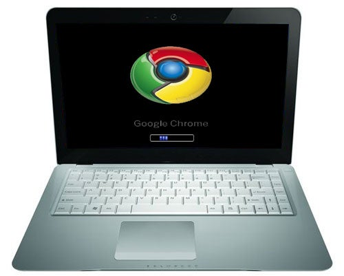 Chrome OS Netbook Specs Leaked: Multi-touch, SSD, and More