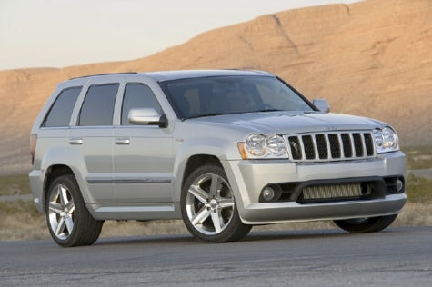 C/D Drinks Up All the Hennessey John's Got On His Shelf: Grand Cherokee SRT600