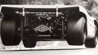 Porsche's 908 has a crank made by the Gods!!