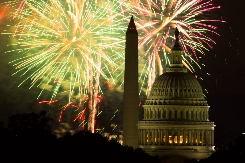 2014's Fireworks Claim Meteorologist's Left Eye, Dozens of Digits