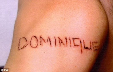 Carving Your Name On Someone's Skin While They Sleep: A Bad Idea