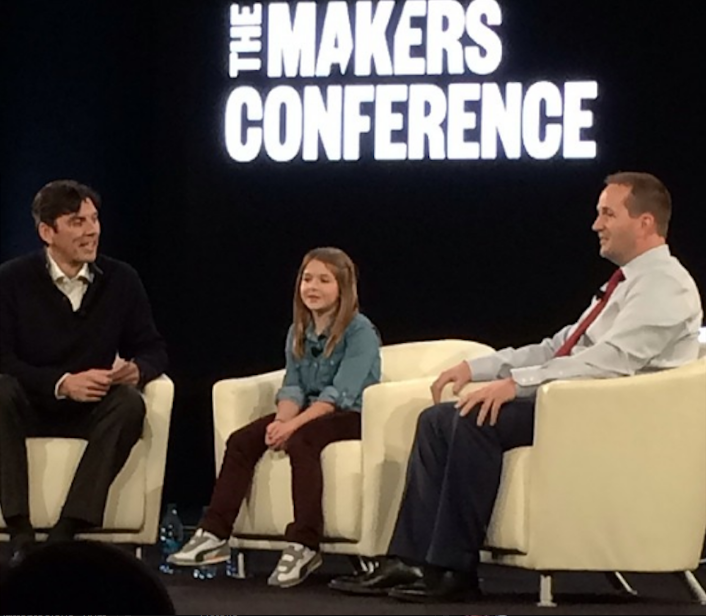 Tim Armstrong Refused to Take Questions at AOL's Conference for Women