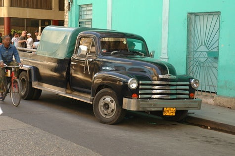 Have a Cigar: Vintage Iron in Cuba