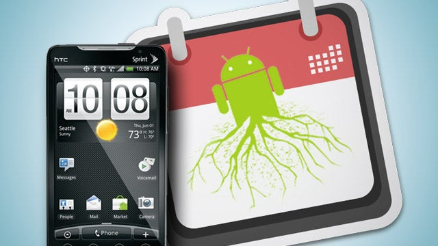 How to Root the HTC EVO 4G [Out of Date]