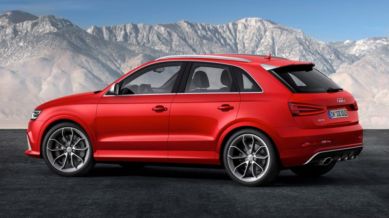 Audi RS Q3: This Is It
