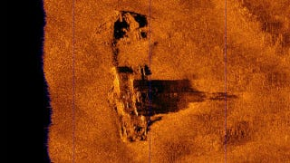 Wreck Of The <em>S. S. Connaught</em> Discovered Off The Coast Of Boston