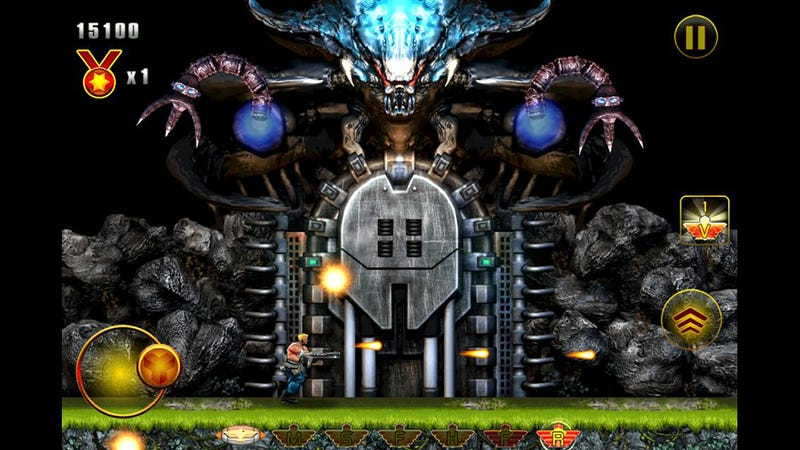 Contra Is Coming To iOS, And It's Changed