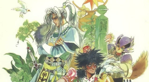 Let's Talk About SaGa Frontier
