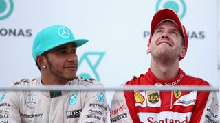 A Mercedes Didn't Win The Malaysian Grand Prix