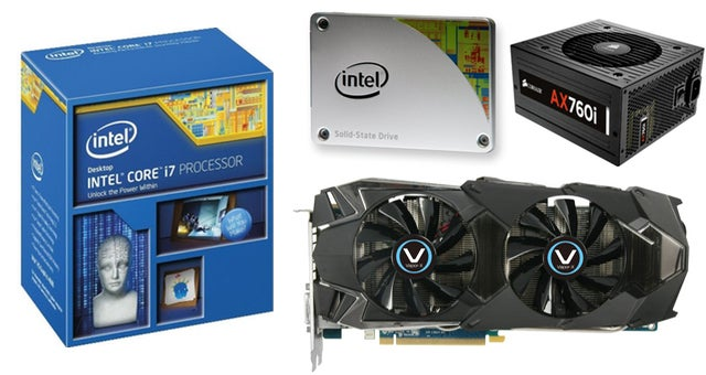 Amazon's Running a Sale on Everything You Need to Build a PC