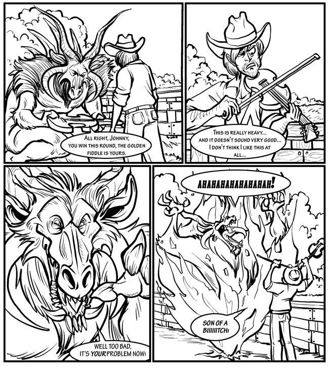 Sunday Comics: Rebound Hookup