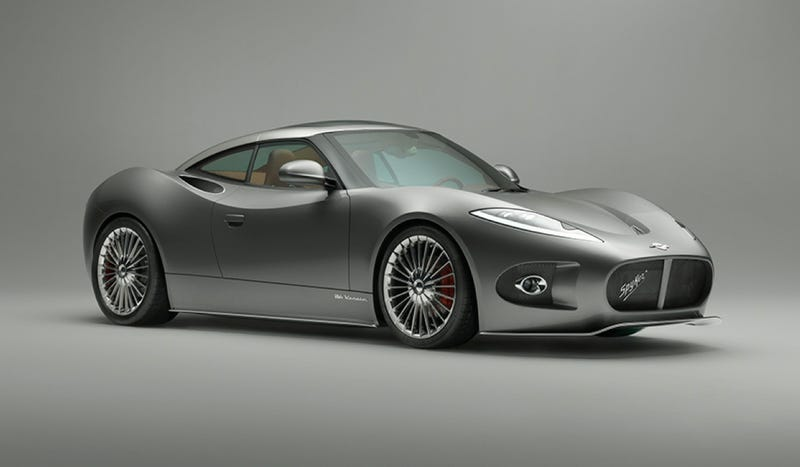 Spyker Is Selling Bonds So It Can Build The B6 Venator