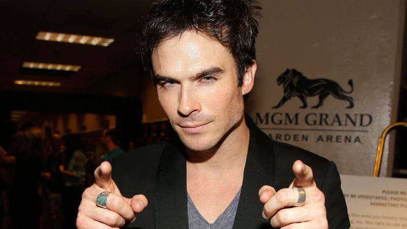 Ian Somerhalder: Do Not Use Your Handsomeness to Aggravate the TSA