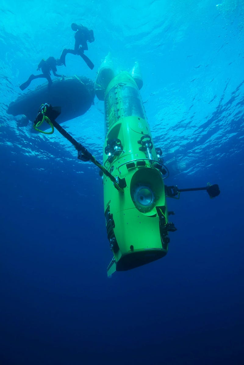 "James Cameron says today's ocean exploration is ""piss poor."" He's right."