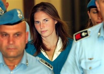 "Amanda Knox Showed ""A Sort Of Regret"" For Murder • Jaycee Dugard To Appear On Camera"