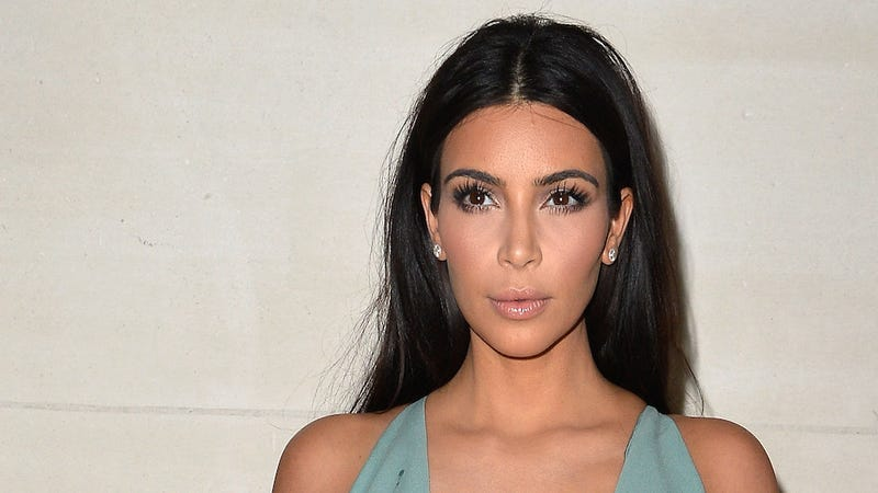 "Kim Kardashian to Pregnant Women: ""Never Leave the House"""