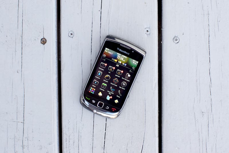 BlackBerry Torch Impressions: The BlackBerry, Weirdly Evolved