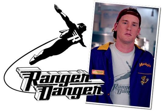 Kevin Smith's 'Ranger Danger and the Danger Rangers'