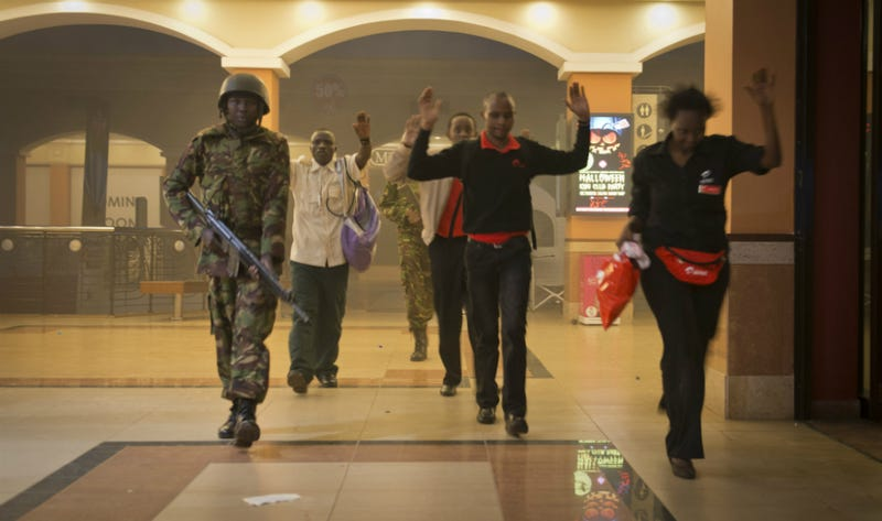 Standoff in Kenya: 59 Dead as Hostages Remain Held in Terror Attack