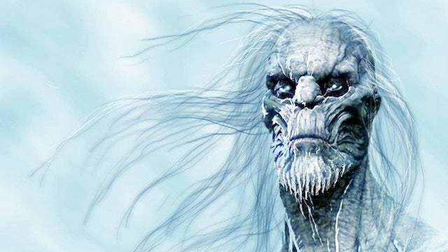 Game of Thrones concept art gives us a closer look at the White Walkers