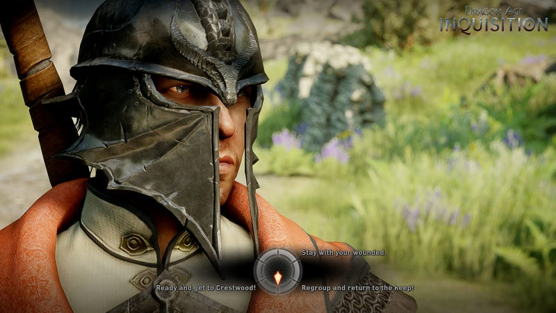 The Next Dragon Age Is Crazy Ambitious