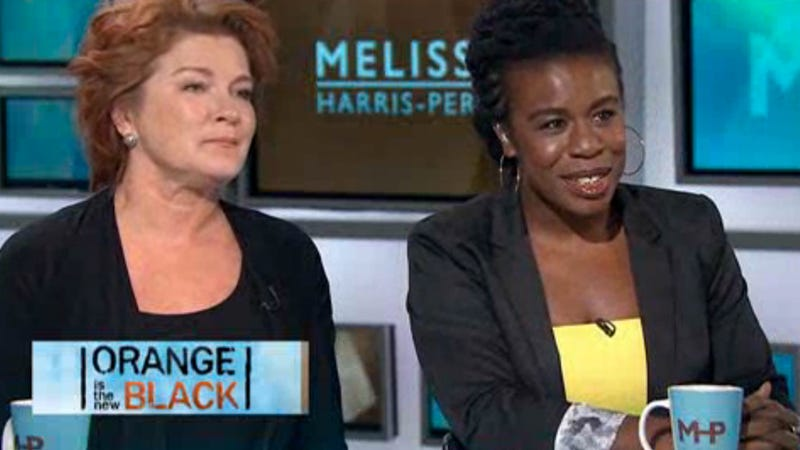 Orange Is The New Black Stars Talk Prison Dehumanization, Corruption